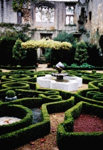 Garden Oct 2000