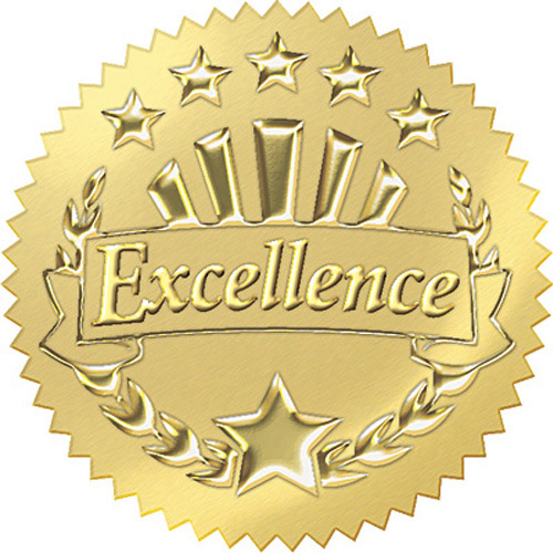 Excellence Award