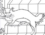 Click for free Mr. Puffy Coloring Page
