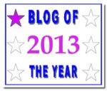 Blog of the Year 2013