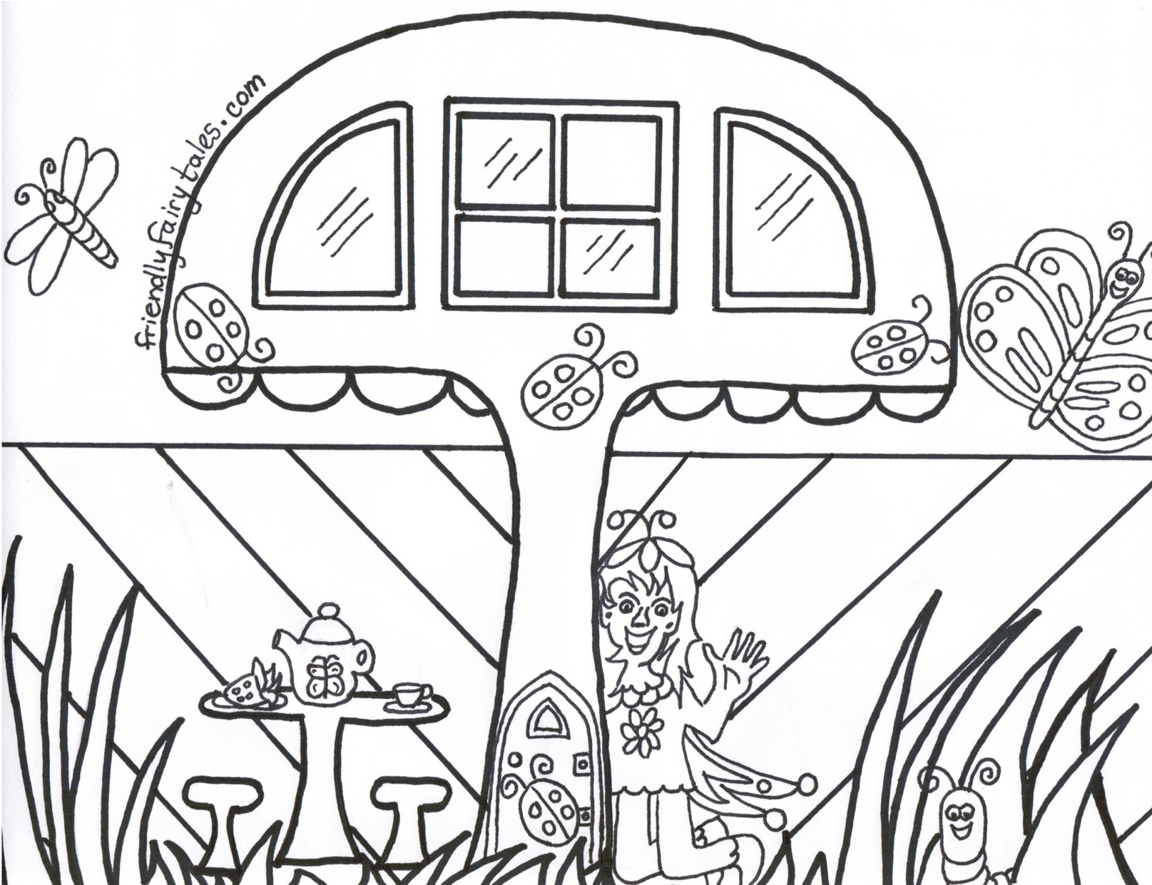 works of mercy coloring pages - photo#22