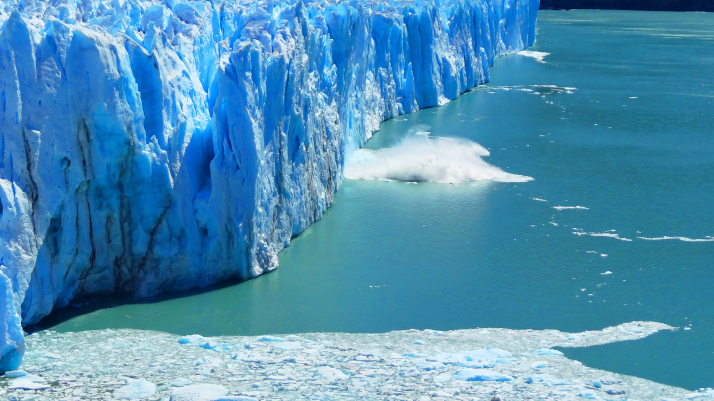 El Perito Morena Glacier El Calafate used with kind permission of Cindy Knoke