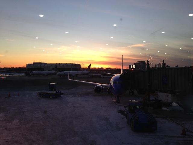 Newark Airport 2014