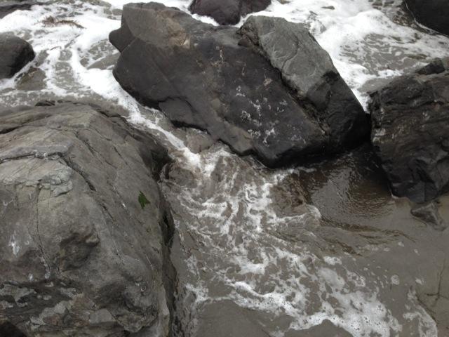 Silver Sea Foam
