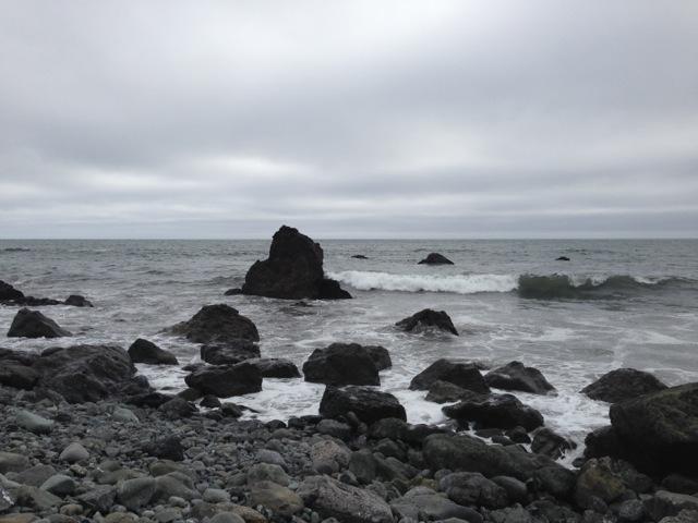Stonehenge by sea
