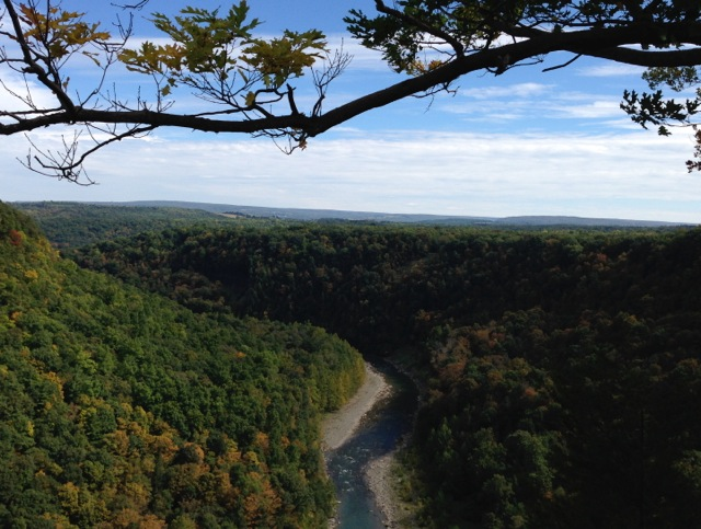 Genesee River, Letchworth State Park, New York