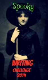 Spooky Writing Challenge