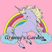 Granny's Garden button