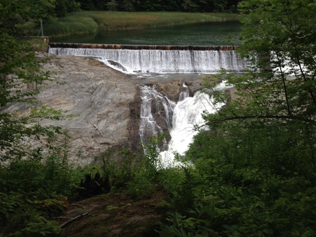 Quechee Gorge and Dam