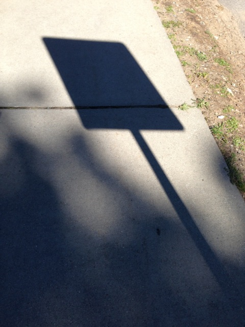 Shadow of Sign