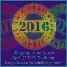 Blogging from A to Z April (2016) Challenge