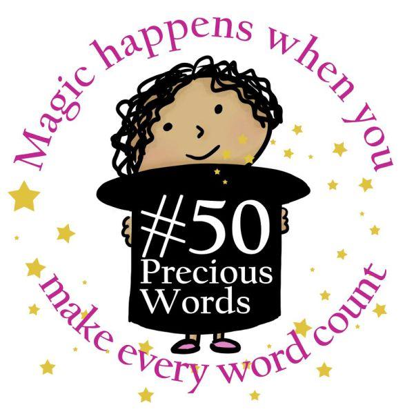#50PreciousWords