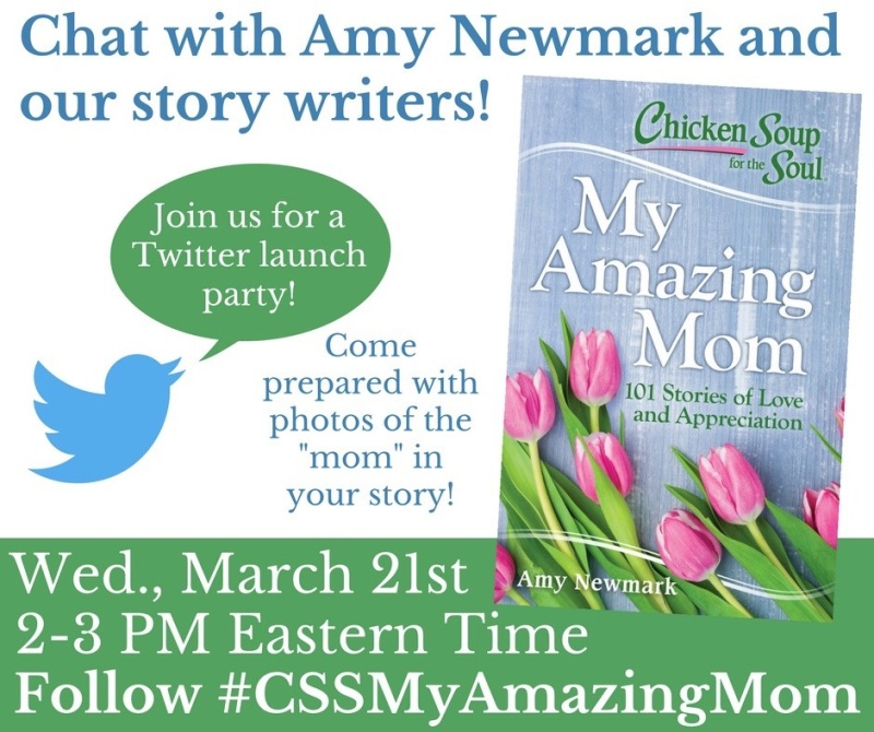 My Amazing Mom Twitter Party V3